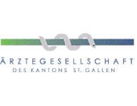 Logo Ärztegesellschaft St. Gallen